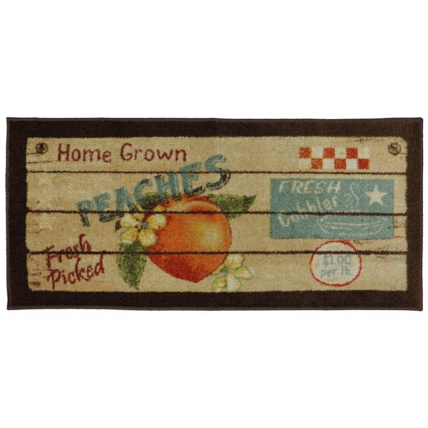Mohawk Home New Wave Fruit Crate Multi (1'8 x 3'9)