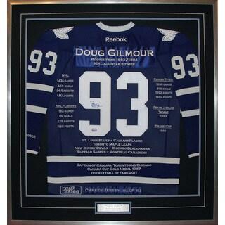 Doug Gilmour Career Jersey #193 of 193