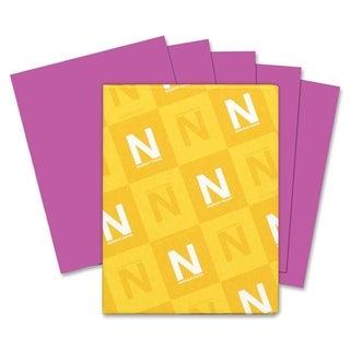 Astrobrights 65lb. Printable Purple Cardstock - 1 Pack