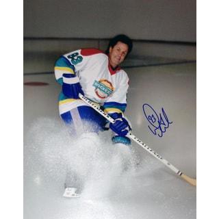 Doug Gilmour Autographed 8x10 Photograph - Toronto Maple Leafs (OTHC)