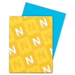 Astrobrights 65lb. Printable Light Blue Cardstock - 1 Pack