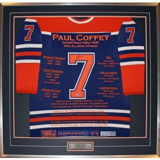 Paul Coffey Career Jersey #1 of 199