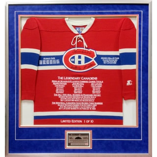 Richard, Beliveau and Lafleur - Celebrity Ed. Jersey