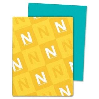 Astrobrights 65lb. Printable Teal Cardstock - 1 Pack