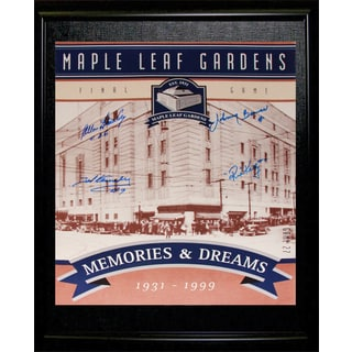 TML Gardens Ticket - Stanley, Kennedy, Bower and Kelly - 16x20 Picture