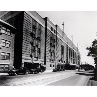 Toronto Maple Leafs Gardens - Classic Photo