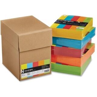 Astrobrights 24lb. Assorted Colors Paper - 5 Reams
