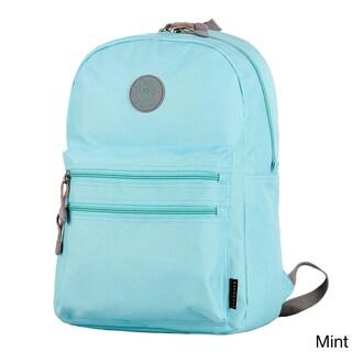 "Olympia ""Princeton"" 15-inch Laptop Backpack (Option: Aqua)"