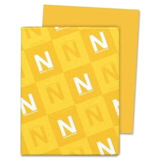 Astrobrights 24lb. Gold Colored Paper - 1 Ream