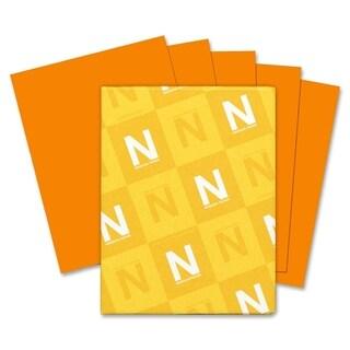 Astrobrights 24lb. Orange Colored Paper - 1 Ream