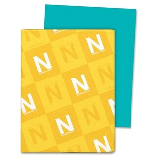 Astrobrights 24lb. Teal Colored Paper - 1 Ream