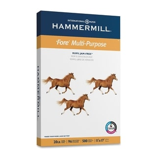 Hammermill Fore A4 20lb. Multipurpose Paper - 1 Ream