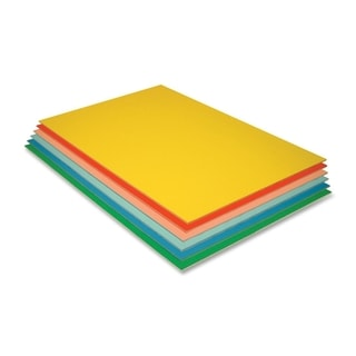 Pacon Economy Foam Board - 12 Boards