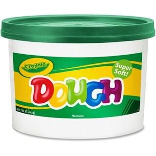 Crayola Green Dough - 1/EA