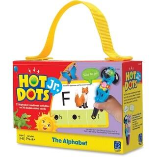 Hot Dots Jr. Alphabet Card Set - 36 Pieces