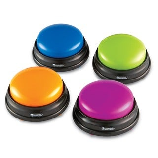 Learning Resources Learning Buzzer - 4/PK