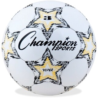 Champion Sport Viper Soccer Ball - 1/EA
