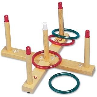 Champion Sport Wood/Plastic Sports Ring Toss Set - 1/ST