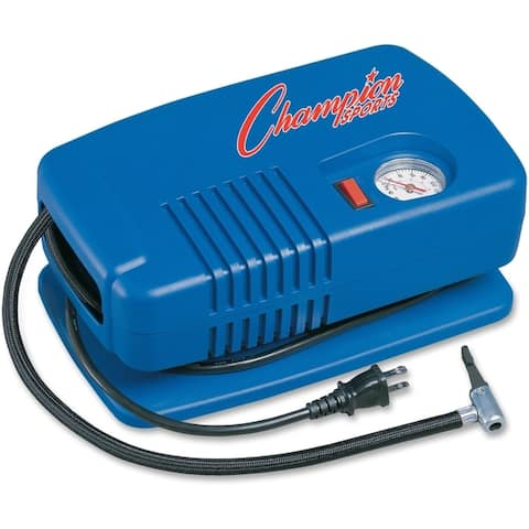 Champion Sport Deluxe Equipment Inflating Pump - 1/EA