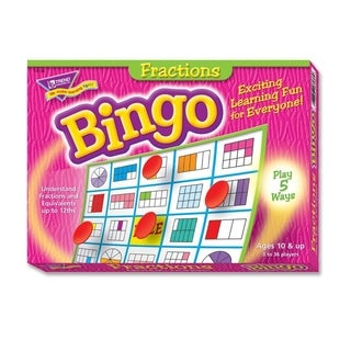 Trend Fractions Bingo Game - 1/EA