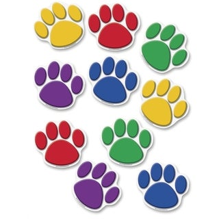 Teacher Created Resources Colorful Paw Prints Accent - 30/ST