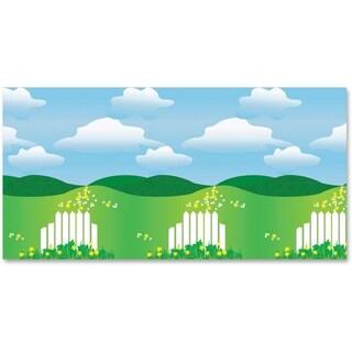 Fadeless Landscape Design Bulletin Board Paper - 1/RL