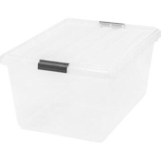 Iris Storage Box with Lid - 6/CT