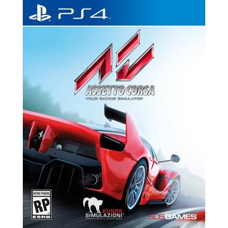 Assetto Corsa For PS4