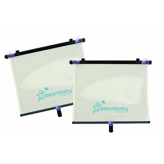 Dreambaby Wide Car Window Shade (Pack of 2)