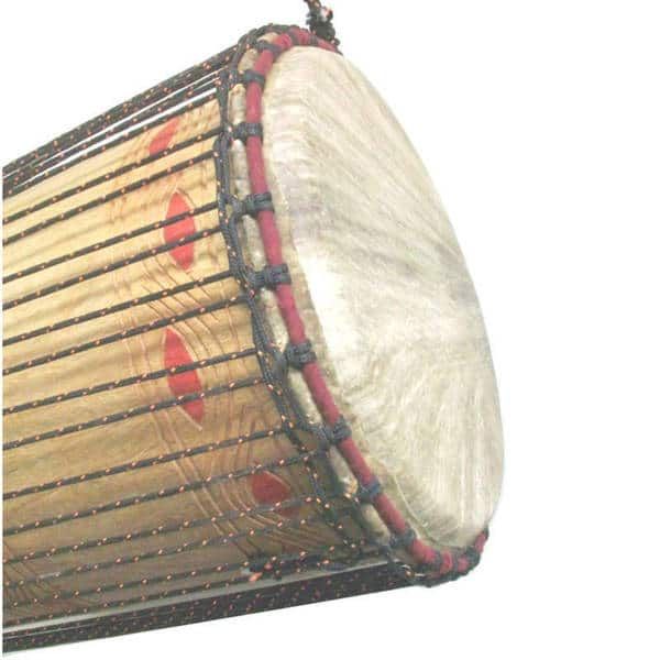 Shop Handmade Dagomba Drum (Ghana) - Free Shipping Today