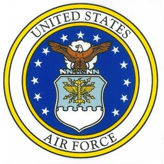 United States Air Force Necklace Free Shipping On Orders