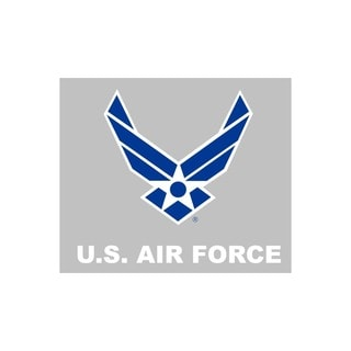 US Air Force Logo Car Decal