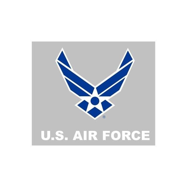 US Air Force Logo Car Decal