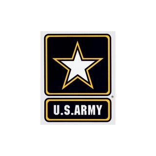 US Army Logo Car Decal