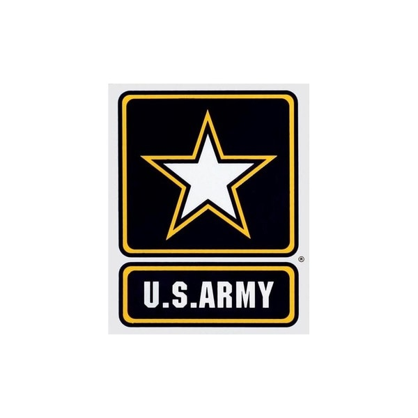 US Army Logo Car Decal