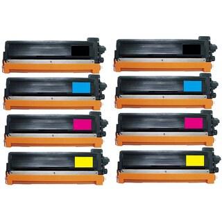 Pack Replacing Brother TN-221BK 225C 225M 225Y Toner Cartridge