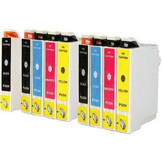 9-pack Replacing Epson 220 220XL T220120 T220XL120 T220XL220 T220XL320 T220XL420 Ink Cartridge