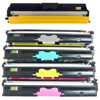 4-pack Replacing OKI Type D1 44250716 44250715 44250714 44250713 for Okidata C110 C130 MC-160N Mfp Series Printers