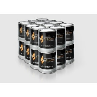 Pure Gel Fuel by SunJel - 24 Pack