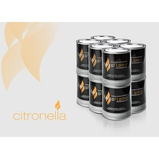 Terra Flame Citronella Gel Fuel by SunJel - 12 Pack