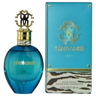 Roberto Cavalli Acqua Women's 1-ounce Eau de Toilette Spray