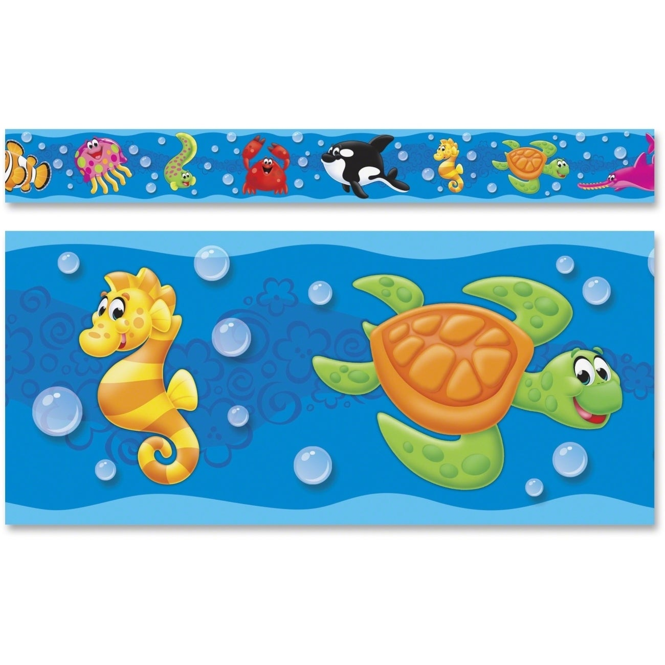 Trend Micro Sea Buddies Collection Bolder Borders - 1/PK ...