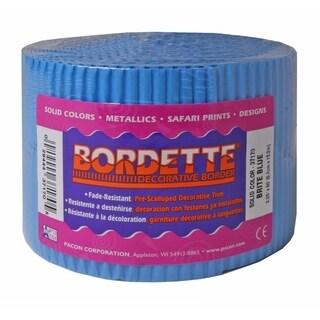Pacon Bordette Scalloped Decorative Border - 1/RL