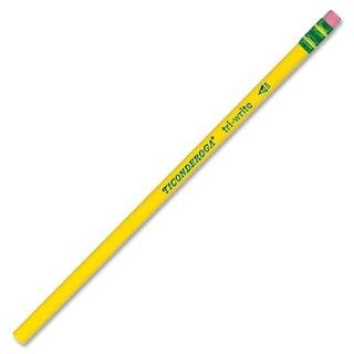 Ticonderoga Tri-Write No.2 Pencils (Set of 12)