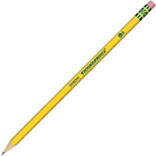 Ticonderoga Wood Pencil - 12/DZ