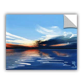 ArtAppealz Ken Kirsch 'Quiet Reflections 2' Removable Wall Art