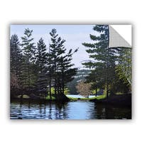 ArtAppealz Ken Kirsch 'Killarney' Removable Wall Art