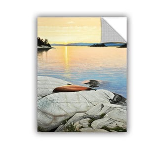 ArtAppealz Ken Kirsch 'A Quiet Time' Removable Wall Art