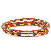 Braided Wrap Bracelet (7.5 inches)