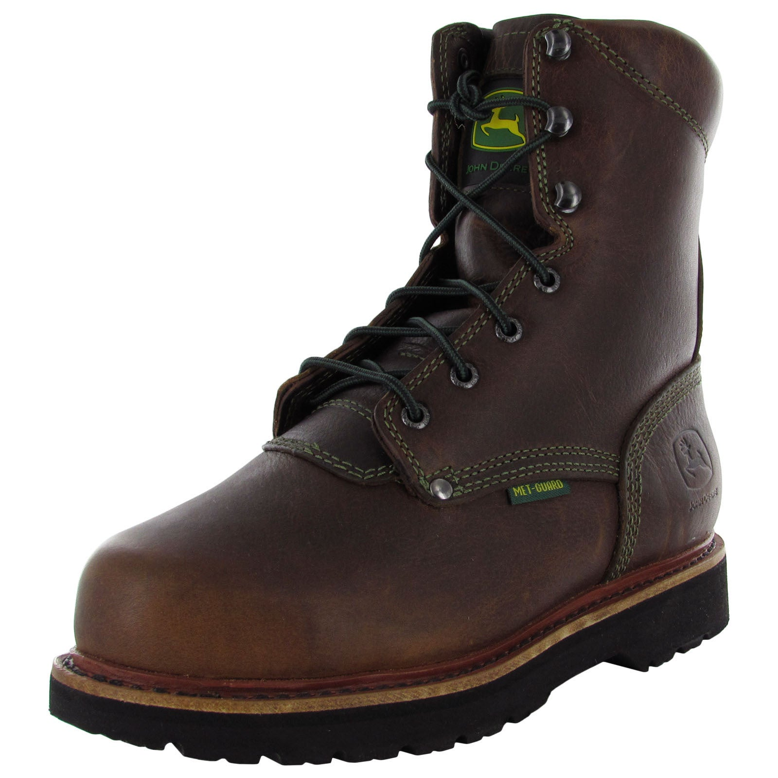 4ae0118cdf1 John Deere Womens JD3362 Steel Toe Lace Up Safety Boots